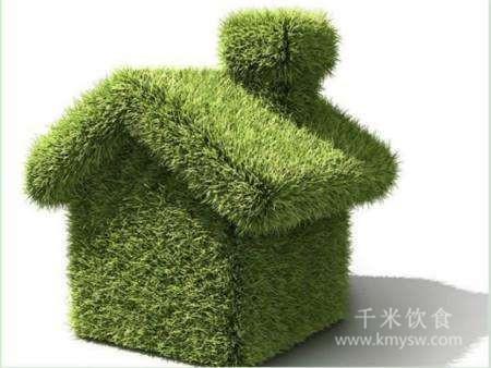 绿色住宅才是自然健康的追求---千米饮食网