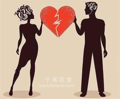 不幸婚姻难逃六大致因---千米饮食网