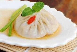 蟹黄汤包与孙尚香的典故传说---千米饮食网