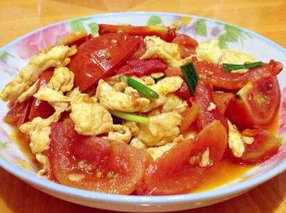 番茄炒蛋的做法及介绍---千米饮食网