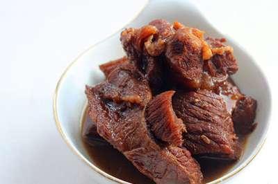 蚝油牛肉的做法及介绍---千米饮食网