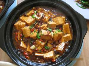 砂锅豆腐的做法及介绍