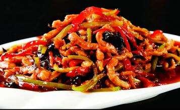 【鱼香肉丝】家常特色菜的做法,鱼香肉丝的做法,鱼香肉丝怎么做?