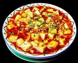 家常麻婆豆腐的做法及介绍---千米饮食网