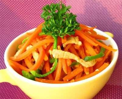 眼睛不舒服,吃什么蔬菜对眼睛好?---千米饮食网
