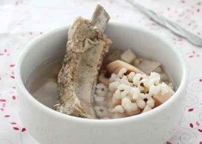 秋季养生汤做法大全