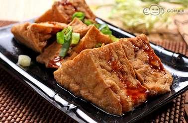 香卤油豆腐做法,香卤油豆腐怎么做好吃?