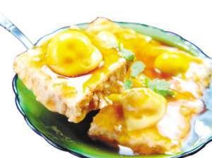 咸蛋蒸肉饼的做法及介绍---千米饮食网