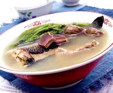 西洋菜蜜枣煲生鱼的做法和怎么做好吃