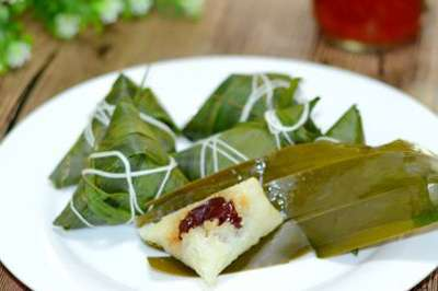 红枣糯米粽子的做法,红枣糯米粽子怎么做好吃