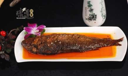 香糟煀鲤鱼的做法及介绍---千米饮食网