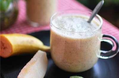 狝猴桃雪梨香蕉汁的做法以及怎么做好吃