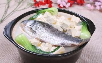 豆腐鲫鱼的做法,豆腐鲫鱼怎么做好吃
