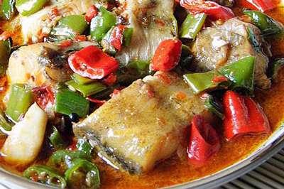 泡椒明太鱼的做法,泡椒明太鱼怎么做好吃