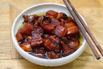 咸青梅红烧肉的做法,咸青梅红烧肉怎么做好吃