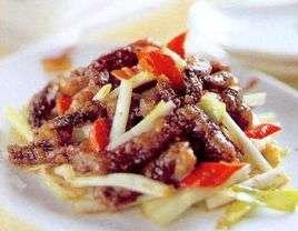 生爆鳝卷的做法,生爆鳝卷怎么做好吃