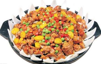 板栗烧仔鸡的做法,板栗烧仔鸡怎么做好吃