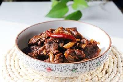 红烧牛肉的做法,红烧牛肉怎么做好吃