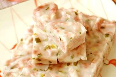 葱香芋头糕的做法,葱香芋头糕怎么做好吃