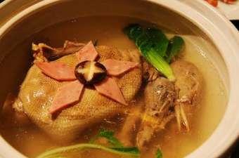 秦陇三套鸭的做法及介绍---千米饮食网
