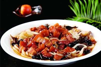 红烧大肉菜的做法,红烧大肉菜怎么做好吃