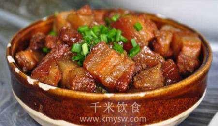 红烧肉的做法及介绍