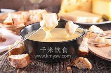 奶酪火锅的做法及介绍---千米饮食网