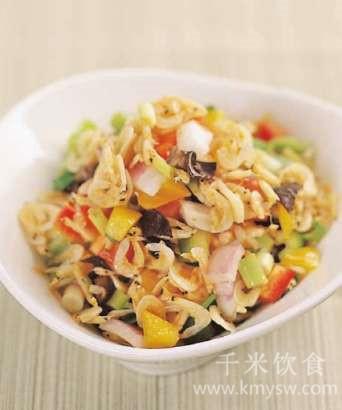 什锦小菜的做法及介绍---千米饮食网