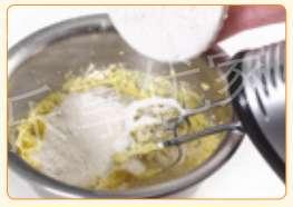 牛油芝士曲奇的做法及介绍---千米饮食网