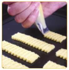 美式芝士条的做法及介绍---千米饮食网