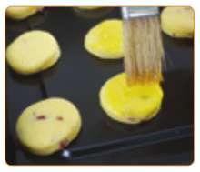 蔓越莓松饼的做法及介绍