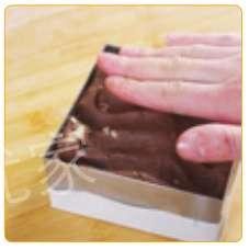 杏仁巧克力饼的做法及介绍---千米饮食网