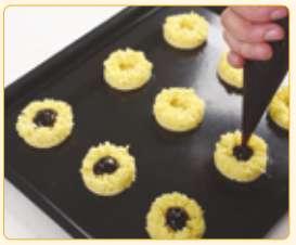 美人椰子饼的做法及介绍---千米饮食网