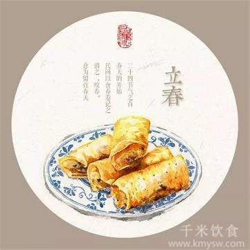 立春要吃的经典家常炒菜---千米饮食网