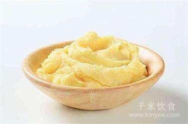 蛋黃土豆泥的做法及介绍---千米饮食网