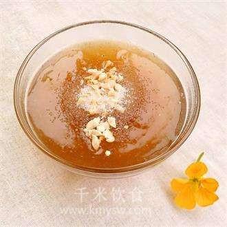 蜂蜜藕粉的做法及介绍---千米饮食网