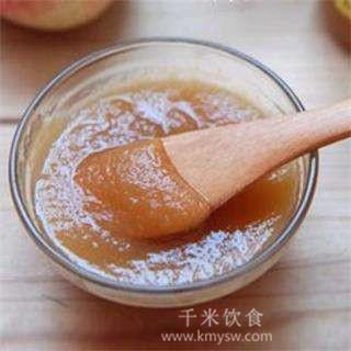 苹果酱的做法及介绍---千米饮食网