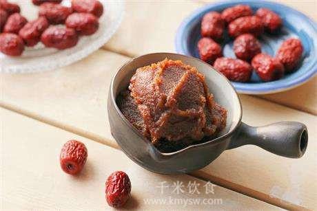 红枣泥的做法及介绍---千米饮食网