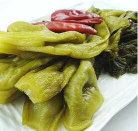 历史悠久的酸菜---千米饮食网
