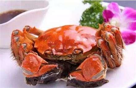 高淳固城湖螃蟹特产介绍