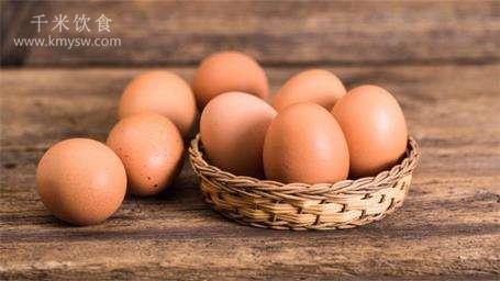 鸡蛋饮食禁忌,吃鸡蛋的三个禁忌