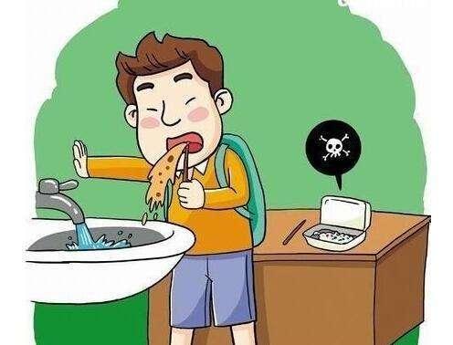 食物中毒后怎么办? 六个生活小妙招快速解毒---千米饮食网(www.kmysw.com)
