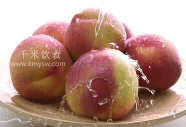 桃子有那些营养价值?