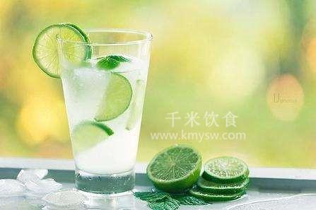 女人每天喝柠檬水真的能美白吗?---千米饮食网