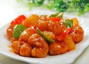 美味菠萝咕噜肉的做法,家常菠萝咕噜肉怎么做?