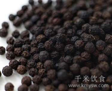 厨房里小胡椒也能治消化不良---千米饮食网(www.kmysw.com)
