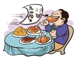 冬季小心高血脂---千米饮食网