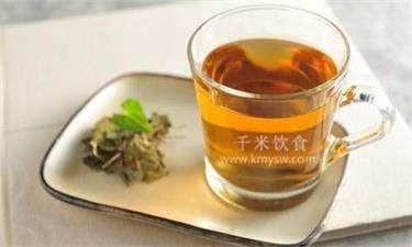 抗辐射喝鱼腥草茶---千米饮食网