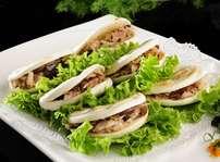 肉夹馍的来历典故和传说与做法介绍---千米饮食网(www.kmysw.com)