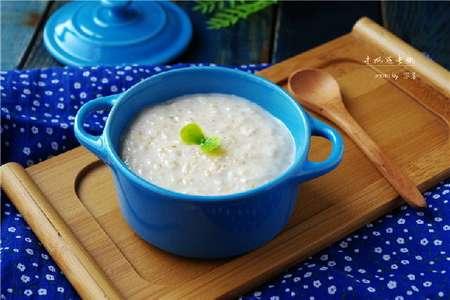 燕麦粥的做法及介绍